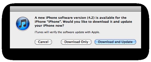 IOS 4.2 je Oficiálně propuštěn Co je nového ?