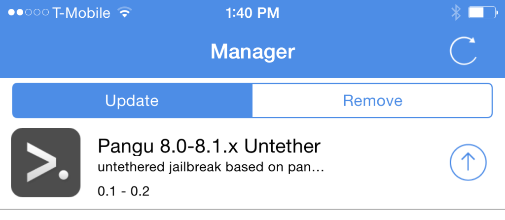 How to Jailbreak iOS 8.1 – iOS 8 using Pangu