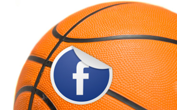 How to play Facebook Messenger's secret basketball game ( Jak hrát na facebooku basketball chaleng)